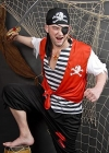 Adult Men's Pirate Costume (disfraz)