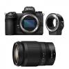 Nikon Z 6ii + Nikkor Z 24-200mm F4-6.3 Vr Lens + Nikon Ftz Mount Adapter