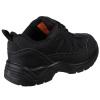 Amblers - Zapatillas De Trabajo/seguridad Laboral Unisex Modelo Fs214 (45 Eu) (negro)