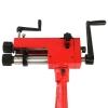 Rodillo De Cuentas Rotatorio Industrial Acero Para Metal Uso Manual Calibre 22