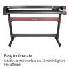 Plóter Para Corte De Vinilo De 150cm Pixmax Con Software Flexistarter Incluido