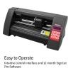 Plóter Para Corte De Vinilo Mini Pixmax Con Software Signcut Pro Incluido