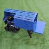 Cortadora De Troncos De 5t Para Madera 3l Motor Eléctrico Hidráulico De 2000w