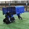 Cortadora De Troncos De 7t Para Madera 520mm 3l Motor Eléctrico Hidráulico De 2200w