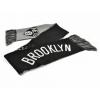 Brooklyn Nets Official Nba - Bufanda Efecto Degradado (talla Única) (negro/gris/blanco)