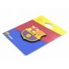 Fc Barcelona - Imán Para La Nevera Con El Escudo Oficial De Fc Barcelona (talla Única) (azul/grana)