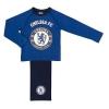 Chelsea Fc - Pijama Oficial De Chelsea Fc Para Niños (5-6 Años) (azul)