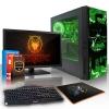 Gamer Pc Amd Ryzen 3 2300x 4x4.0ghz 16gb Gtx 1650 4gb Gaming Computer