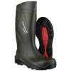 Dunlop - Botas De Estilo Wellington Unisex Modelo Purofort Plus Para Adultos (44 Eu) (verde)