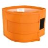 Yoko - Brazalete Impermeable De Alta Visibilidad (paquete De 3) (s-m) (naranja Alta Visibilidad)