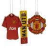 Manchester United Fc - Pack De 3 Ambientadores