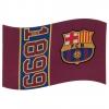 Fc Barcelona - Bandera Modelo Since 1899 (talla Única) (granate)