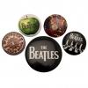 The Beatles - Pack De Chapas (talla Única) (multicolor)