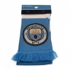 Manchester City Fc - Bufanda (talla Única) (azul/blanco)