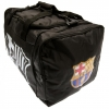 Fc Barcelona - Bolsa De Deporte (45 X 30 X 28cm) (blanco/negro)