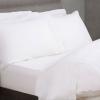 Belledorm - Sábana Bajera De Algodón Egipcio De 200 Hilos (double) (blanco)