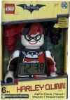 Reloj Despertador Infantil Lego Batman Movie La Película Harley Quinn .