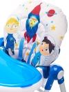 Piku Trona Para Bebés Con Bandeja Regulable, Astronautas