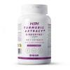 Extracto De Cúrcuma 650mg (95% Curcuminoides) + Bioperine® - 120 Veg Caps