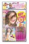 Set Papeleria Con Calculadora De Soy Luna