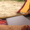 Colchón Inflable Siesta Individual Gris 10 Cm Easy Camp