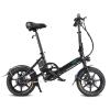 Fiido D3 Bicicleta Eléctrica 14 Pulgadas Rueda 7.8ah 36v 250w
