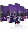 Cuadro - Cielo Púrpura , Tamaño - 100x50