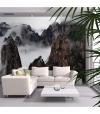 Fotomural - El Mar De Nubes, Montaña Huang Shan A China , Tamaño - 300x231