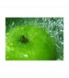 Fotomural - Una Manzana Verde , Tamaño - 350x270