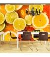 Fotomural - Citrus Fruits , Tamaño - 350x270