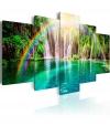 Cuadro - Rainbow Time , Tamaño - 200x100