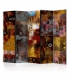 Biombo - Painted Abstraction Ii [room Dividers] , Tamaño - 225x172