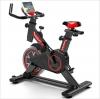 Bicicleta Estática Insma Con Pantalla Led  Carga De 150kg Negro 80x45x110 Cm