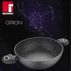 Cacerola 28x13cm 6.7l Aluminio Forjado Apto Para Inducción Orion