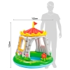 Piscina Hinchable Intex Castillo 122x122 Cm - 74 L