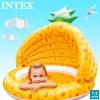 Piscina Infantil Hinchable Con Toldo Piña Intex