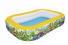 Piscina Hinchable Infantil Bestway Mickey And The Roadster Racers Family