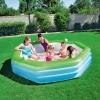 Piscina Hinchable Infantil Bestway Deluxe Octagon Family 250x250x51 Cm