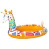 Piscina Hinchable Infantil Bestway Jirafa Con Spray De Agua 266x157x127 Cm