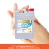Sany Alcool - 4 X Líquido Higienizante Hidroalcohólico 5l + Regalo