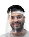 Lote De 10 Pantallas Facial Protectora