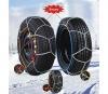 Cadenas De Nieve En Acero Para El Coche 9mm Kns Homologado De 20 A 130 | Kns-70