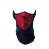 Máscara Protección Respiratoria A Prueba De Viento Revestimiento  Para La Moto   Azul Oscuro