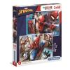 Spider Man Puzzle 2x60 Piezas