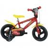 """Bicicleta Para Niños  3 Roja 12"""" Dino356017 Dino Bikes"""