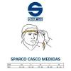 Sotocasco Sparco Aperto Bi Poliest./