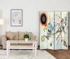 Biombo - Composición Viii - Wassily Kandinsky Cm.  145x180 (4 Paneles)