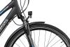 Cross Travel Lady – Cuadro En Aluminio, 24 Velocidades, Frenos Hidráulicos