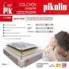 Colchón Pikolin Smart-pik Esleep (160 X 190 Cm)