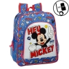 Mochila Adaptable Mickey Things Junior